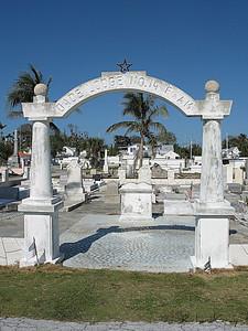 Graves, Key West