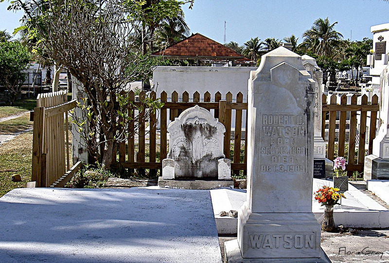 Resting in Peace in Key West
