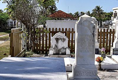 Resting in Peace in Key West