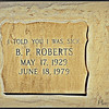 No one believed Miss Roberts when she complained yet again of feeling unwell.   <br /> Key West Cemetery