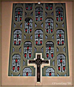 Detail; St. Joseph's Basilica, Montreal, CA