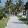 Path to Eternity? <br /> Beautiful and serene Key West Cemetery.