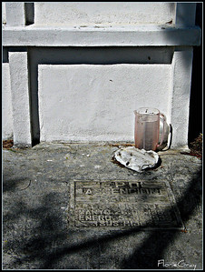 Pie and Water Offering