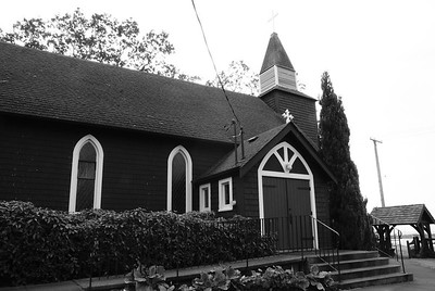 Holy Trinity Anglican Church, North Saanich, BC, Canada