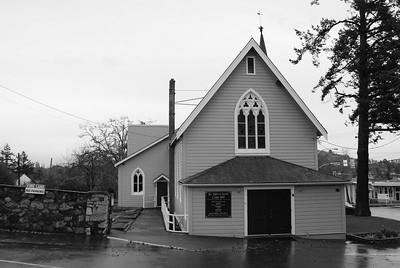 St. Lukes Anglican Church - Victoria BC