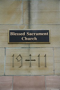 Blessed Sacrament, Rochester NY