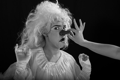 clowns at Circus Center