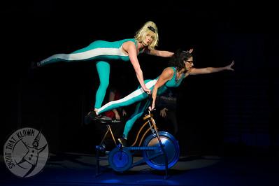 Circus Center Winter Show 2016