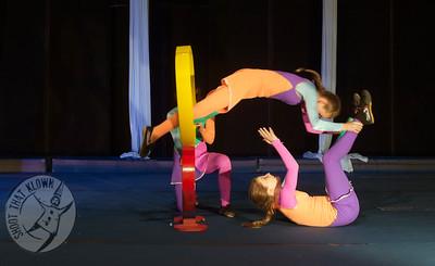 Circus Center show May 2015
