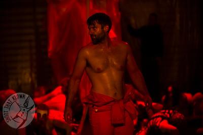 Guilty as Sin at Circus Center San Francisco May 2015