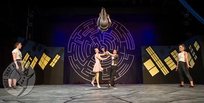 Veritas Circus at Kinetic Arts Center 2017