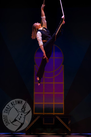 2017 Circus Austerius at Kinetic Arts Center