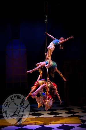 Illuminated Circus at KAC May 2018