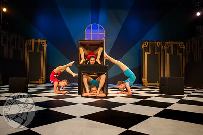 Illuminatied Circus at KAC May 2018