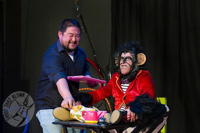 The Greatest Monkey Show in the World