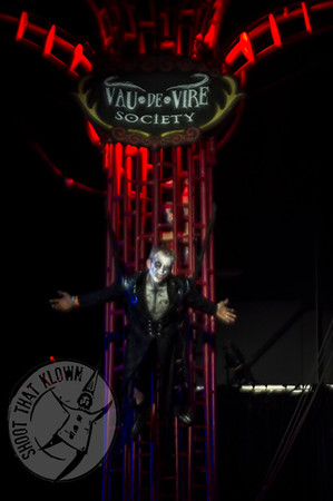 Vau de Vire at the Armory on Halloween 2015