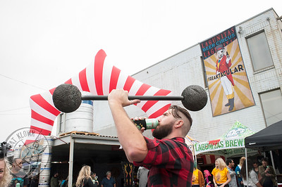 2018 Vau de Vire at Lagunita Beer Festival in Seattle