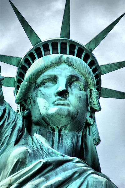 Lady LIberty - New York City