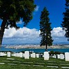 Fort Rosecrans National Cemetery, Point Loma, California