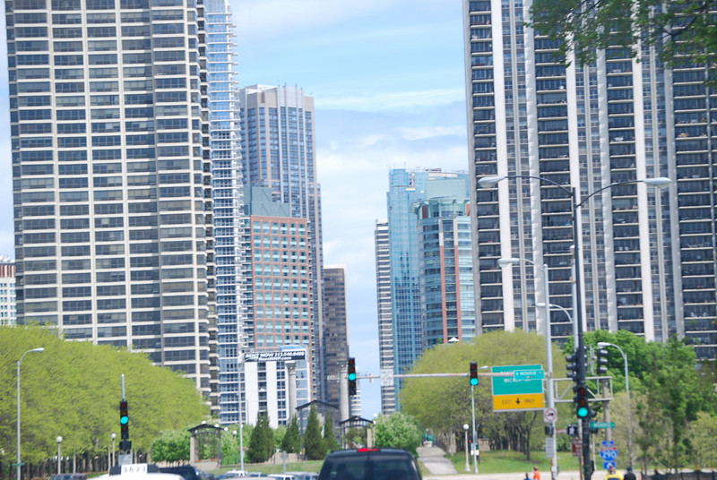 Chicago/ Lake shore drive