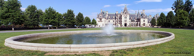 Biltmore Estate Fountain_Panorama 300dpi signed