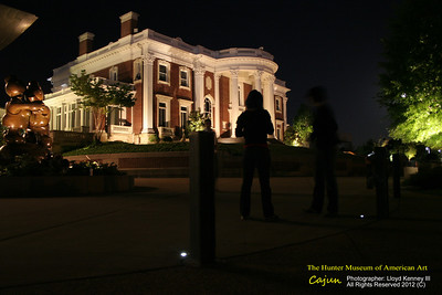 The Hunter Museum in Chattanooga, Tn. Photography By Lloyd Kenney III (C) 2012 All Rights Reserved.