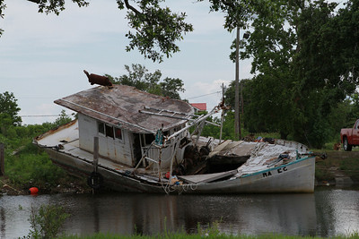 On Saturday, June 8th, 2013, I took a ride down to St. Bernard Parish Louisiana. This is what I saw... Photography By Lloyd R. Kenney III © 2013 All Rights Reserved.