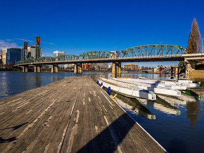 Hawthorne Bridge  Portland, OR