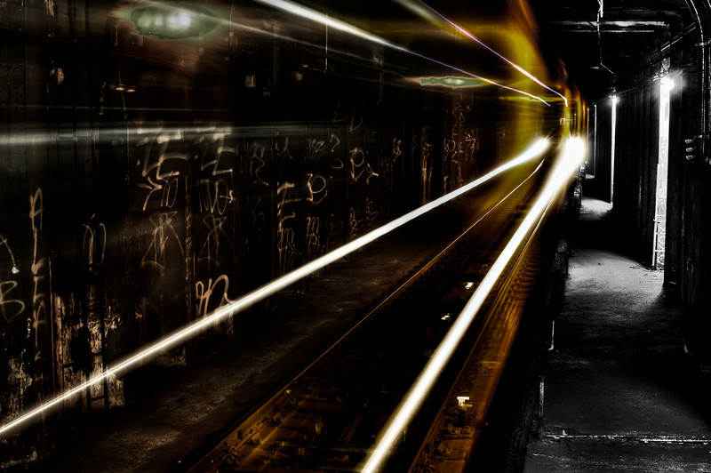 Train Coming<br /> <br /> © Scott Frederick Photography : All Rights Reserved