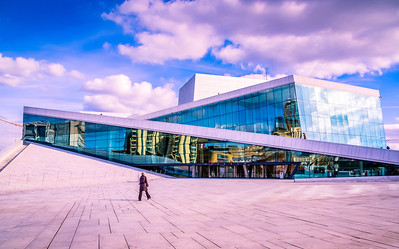 Opera House  Oslo, Norway