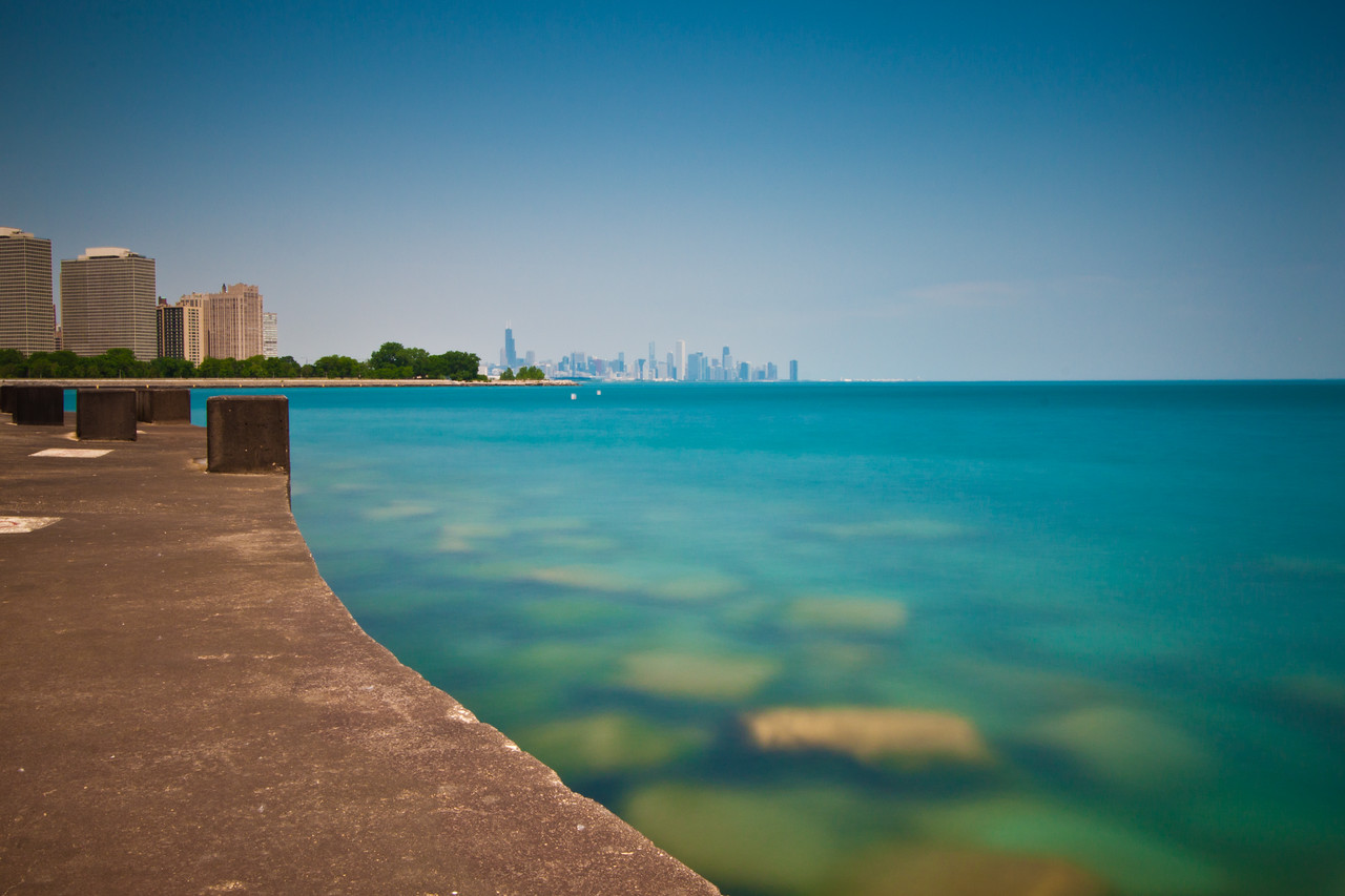 Summer By The Lakefront
