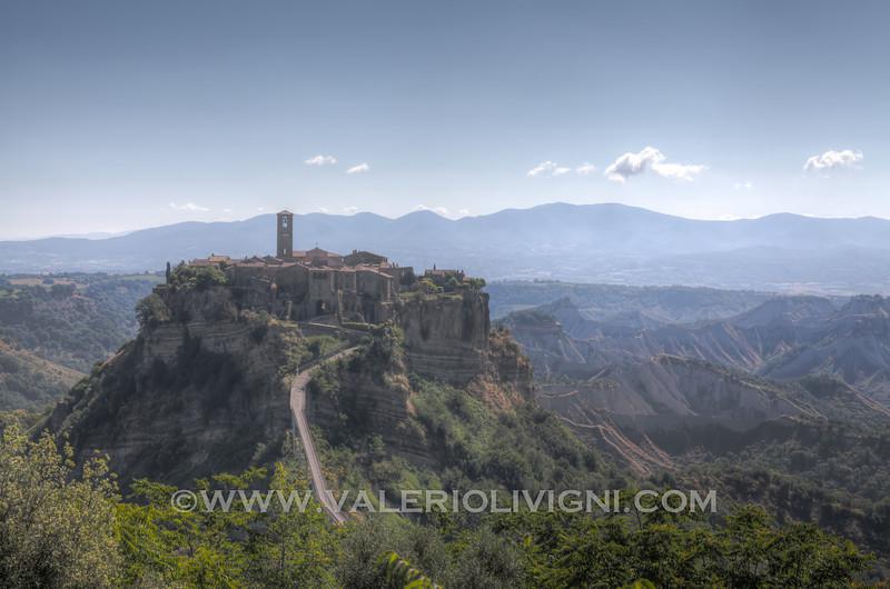 Civita di Bagnoregio and Valle di Calanchi