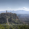 Civita di Bagnoregio and Valle di Calanchi