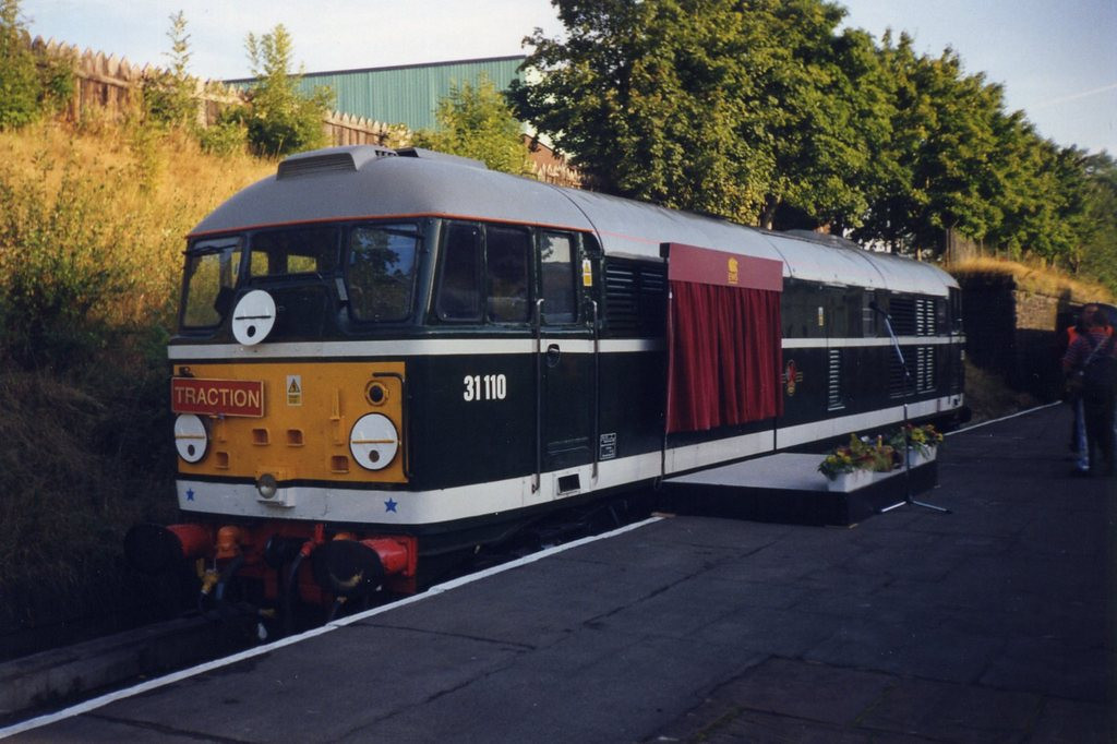 31110, Bury. September 1999.