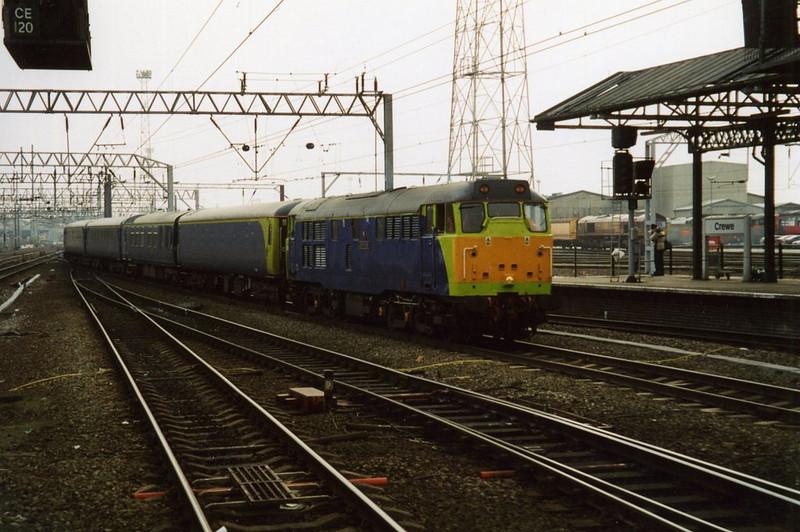 31190, Crewe. February 2003.