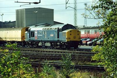 37116 Crewe DMD. September 2001.