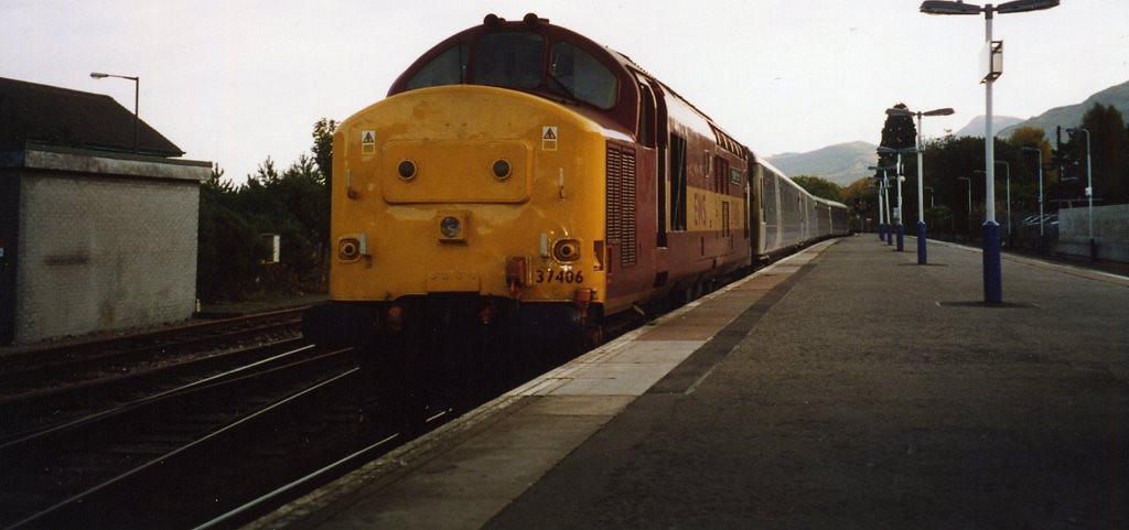 37406, Fort William. October 2003.