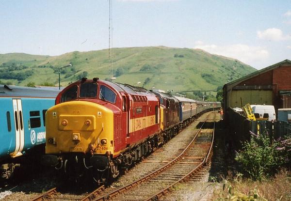 Class 37s 1998 - 2005