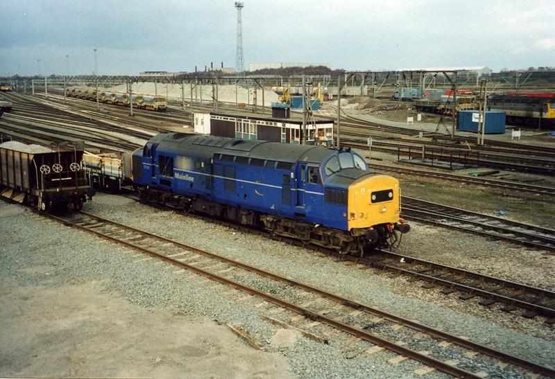 37216, Crewe Basford Hall. February 2002.
