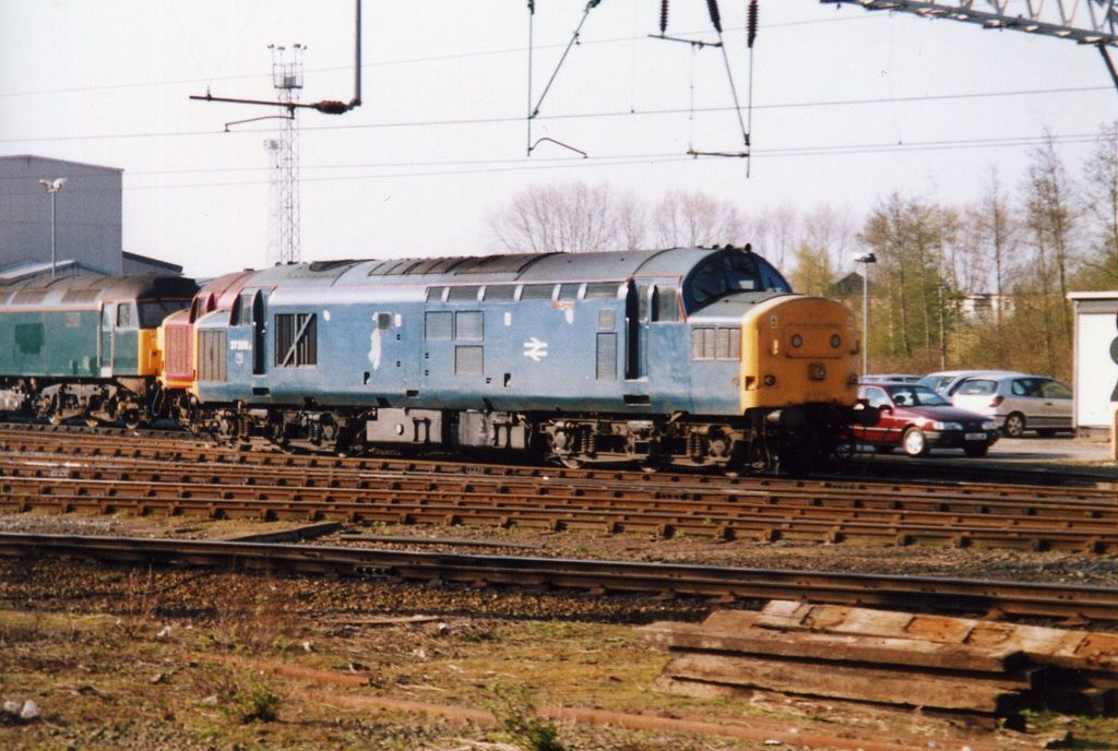 37308, Crewe DMD. April 2003.
