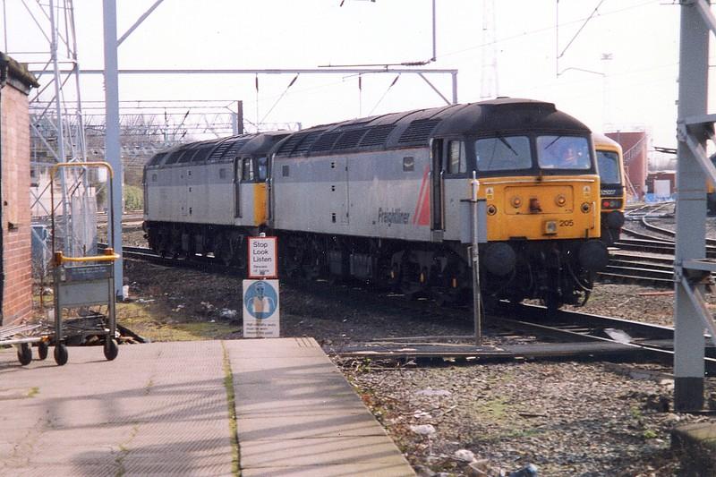 47205. Crewe. August 1999.