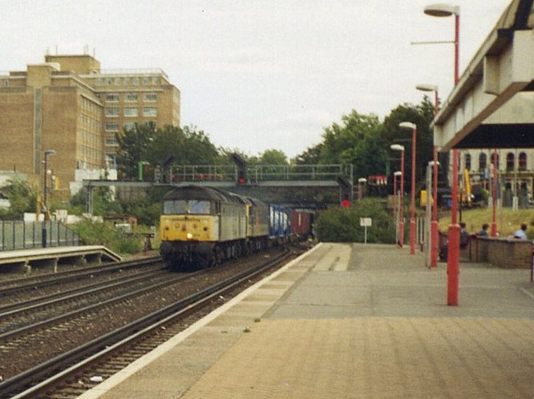 47292 and 47258. Kensington Olympia. August 1998.