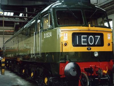 47004, Old Oak Common. August 2000.