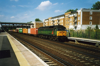 47114, Kensington Olympia. August 2001.