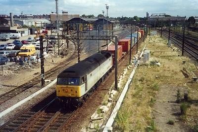 47205, Willesden Junction. August 2000.