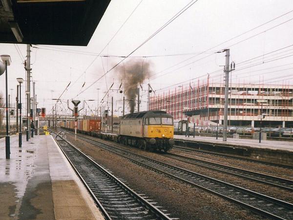 Class 47s. 1998 - 2006.