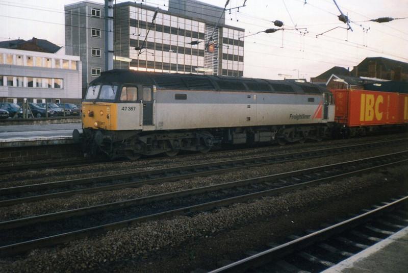 47367, Doncaster. October 1999.