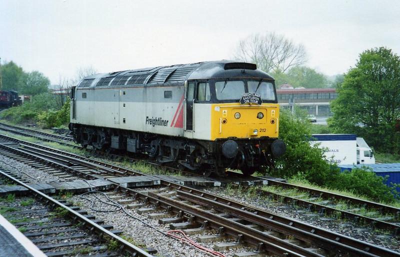 47212, Mid Hants Railway. April 2002.