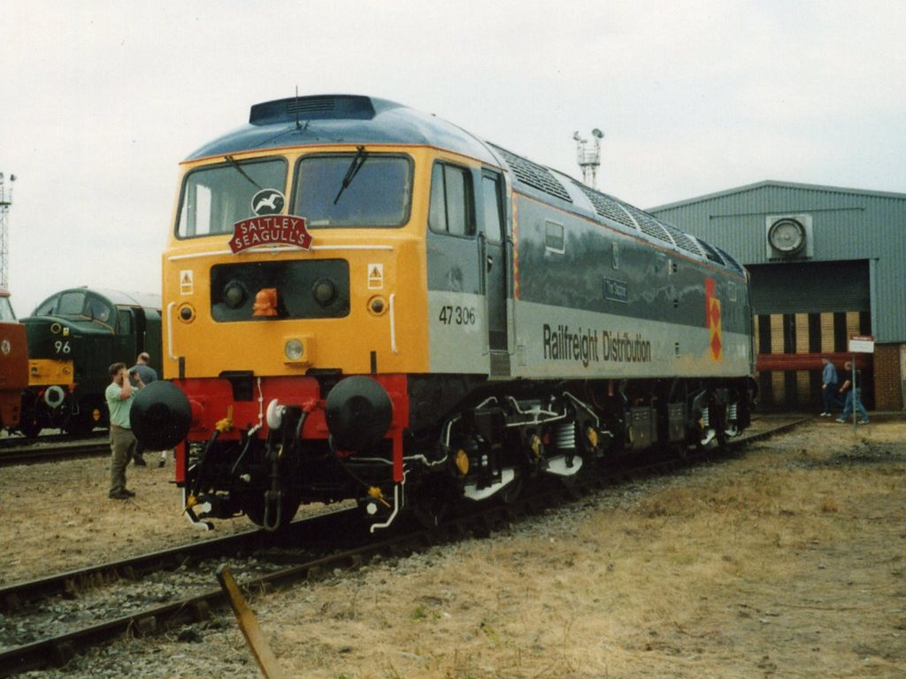 47306, Old Oak Common. August 2000.