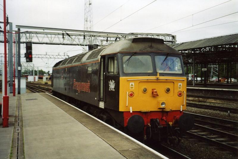 47355, Crewe. August 2003.